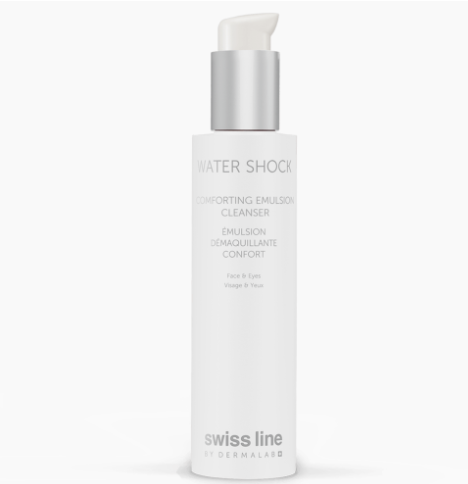 WS Comforting  Emulsion Cleanser Face & Eyes